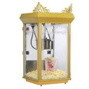 Machine à popcorn 110V Gold