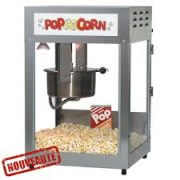 Machine à popcorn 110V rouge