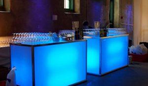 Location de Bar lumineux 6pi